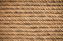 Rope background - texture.