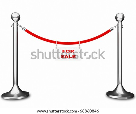 rope barrier for sale