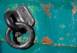 Rope Hook on USS Constitution