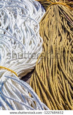 Rope rope plastic rope #1227684652