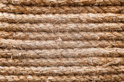 Rope texture pattern background