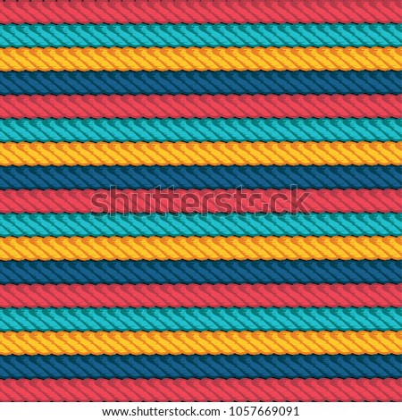 rope theme background pattern wallpaper #1057669091