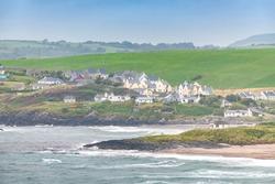 Roscarberry beach beautiful view West Cork Coast Ireland