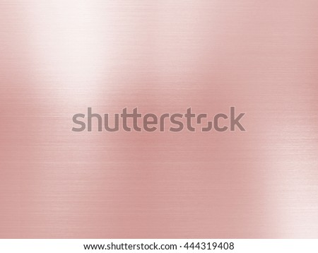 Rose gold background - metal foil texture