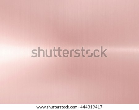 Rose gold background - metal foil texture #444319417