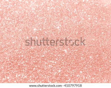 rose gold - bright blur glitter background