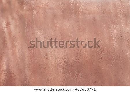 Rose gold copper bronze brass foil decorative texture background