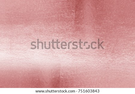 Rose Gold foil texture abstract red background #751603843