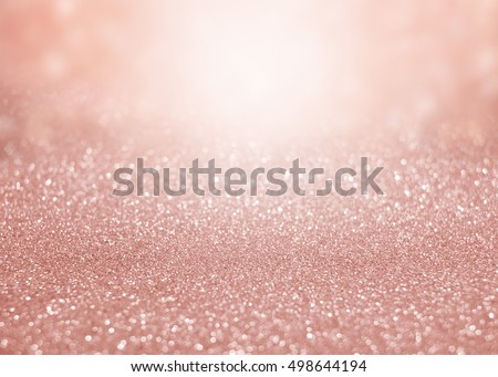 rose gold sparkle glitter background