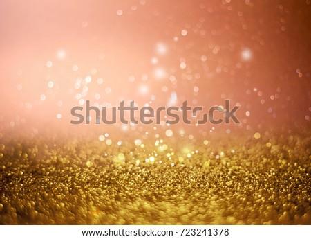 rose gold sparkle glitter background  #723241378