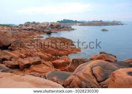Rose Granite Coast #1028230330