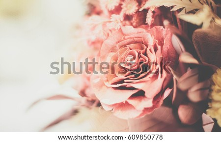 Rose Vintage Background  #609850778