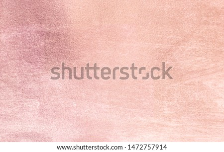 Rose wall gold background texture  industrial