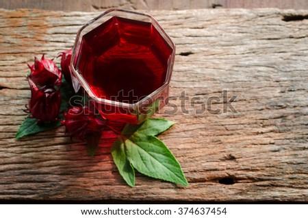 Roselle juice #374637454