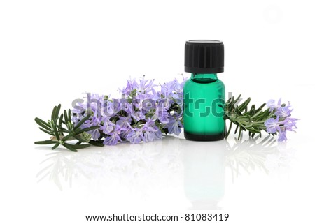 how to make rosemary aromatherapy oil