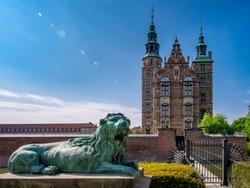 Rosenborg Castle, Rosenborg Slot, Copenhagen, Capital Region of Denmark, Denmark, Europe