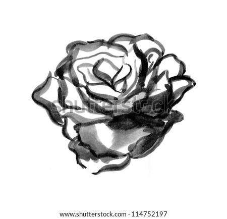 Roses (Hand Drawn)
