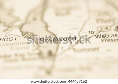 Rosewood Florida Usa Ez Canvas