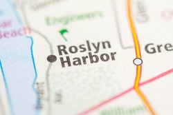 Roslyn Harbor. New York. USA