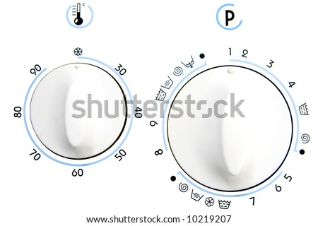 Washing Machine Dial Clip Art Rotary knob of clothes washer