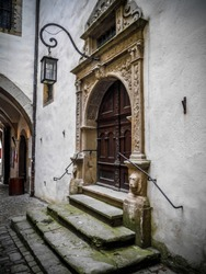 Rothenburg ob der Tauber,  It is well known for its well-preserved medieval old town, a destination for tourists from around the world. It is part of the popular Romantic Road through southern Germany