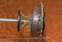 Rotor Machine, Enigma, Cipher Machine from World War II