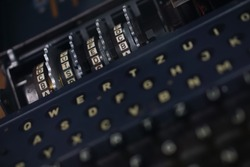 Rotor machine | Enigma | encrypting and decrypting secret messages