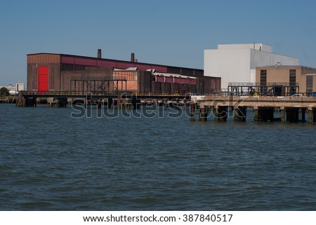 Rotterdam harbour #387840517