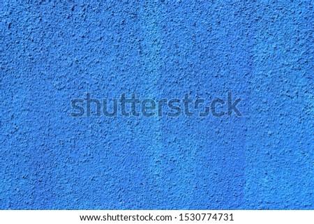 rough blue rough uneven surface #1530774731