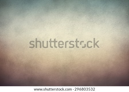 Rough concrete texture background, stained and brownish