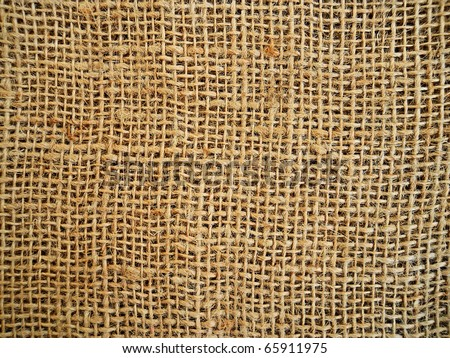 Rough fabric texture, Natural linen striped