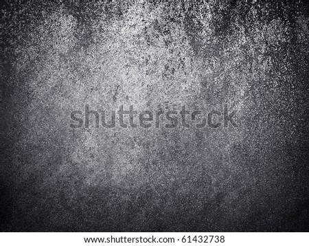 rough metal plate