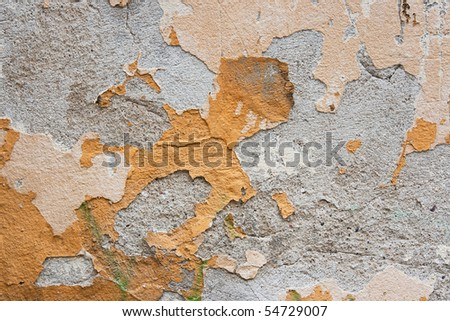 Rough old stucco texture background