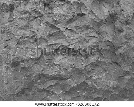 Rough split face stone texture stock photo
