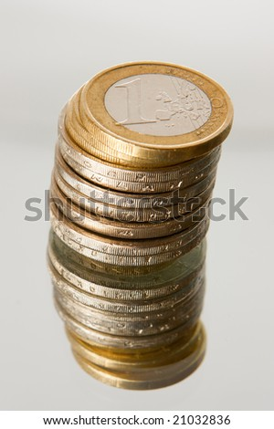 Rouleau of coins