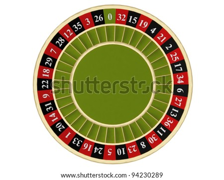 roulette numbers