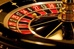 Roulette stopped .