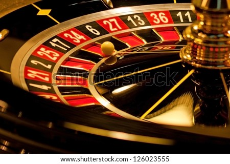 roulette stopped