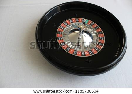 Roulette Wheel Side #1185730504