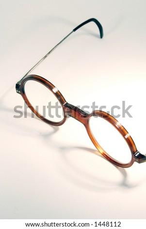Round Antique eye glasses