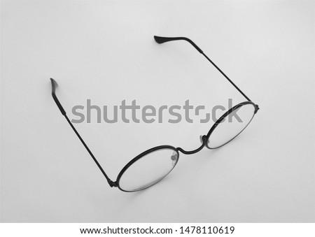 Round Glasses #1478110619