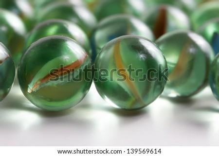 round marbles