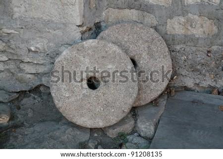 Round Mill Stone
