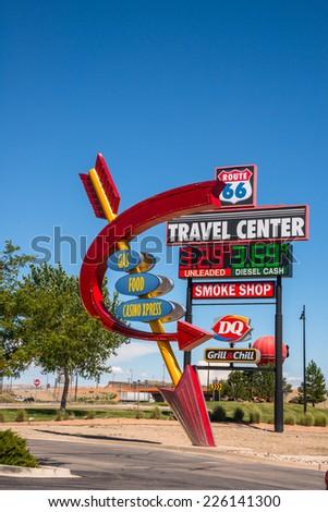 route 66  bernalillo county ...