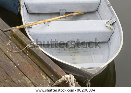 Row Boat - Rockport, Massachusetts, USA