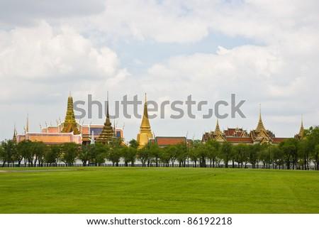 royal  plaza be side of grand palace Bangkok Thailand