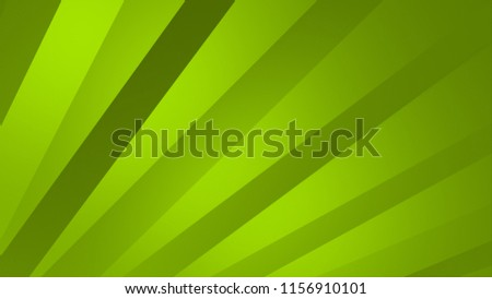 Royalty-free abstract green lines background. High quality image. Light leaks. Can use overlay.