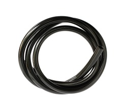 Rubber hose isolated on white background