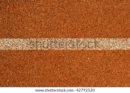 rubber running track texture