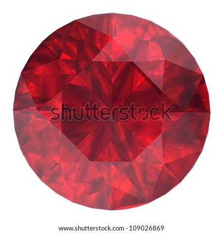 ruby ,Citrine